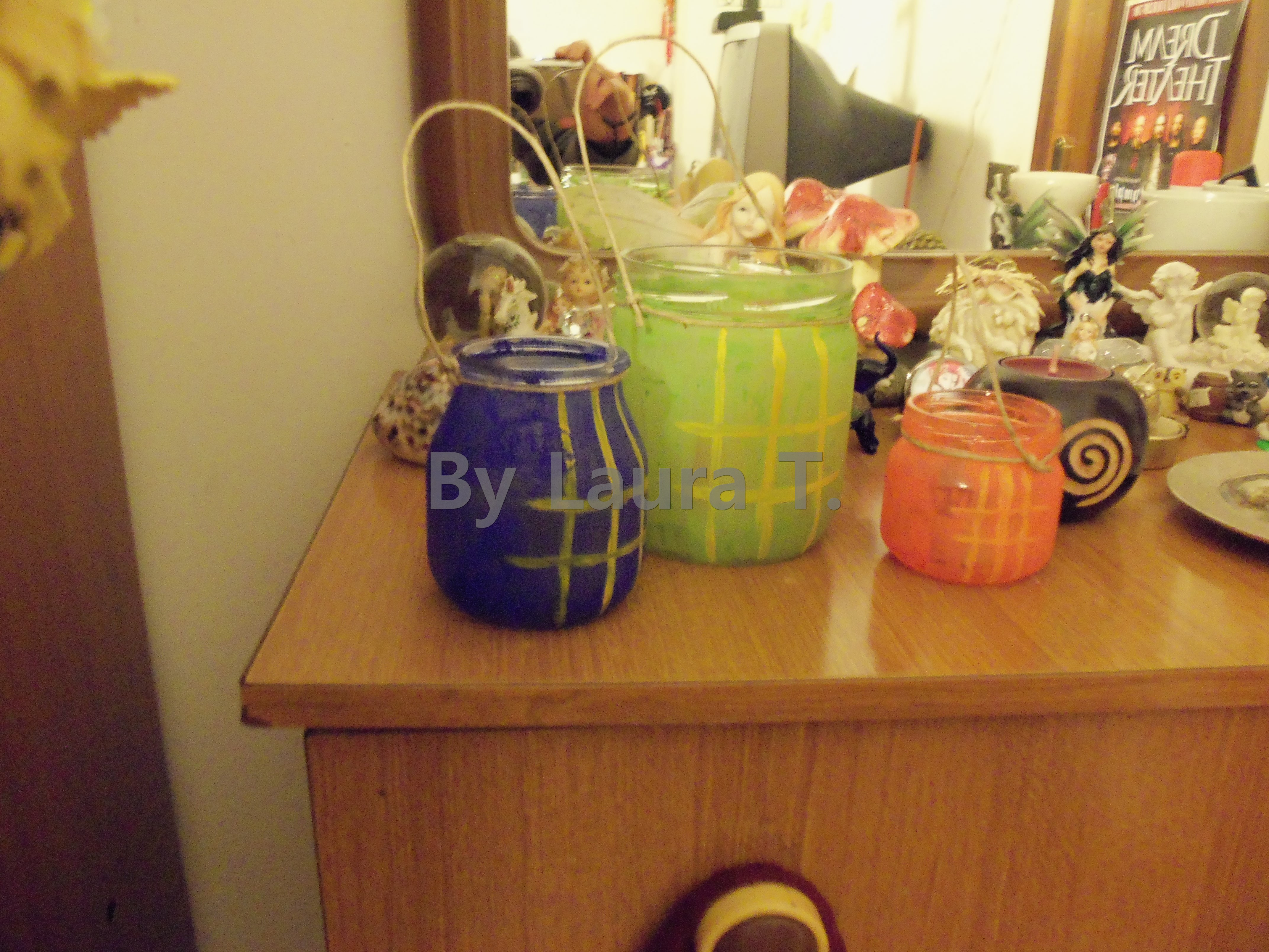 Lampada Con Barattolo Di Vetro : Lampade con barattoli di vetro elegant lampada vasetto vetro